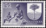 Sellos del Mundo : Africa : Marruecos : Guinea española **. Día del sello