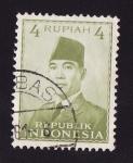Sellos de Asia - Indonesia -