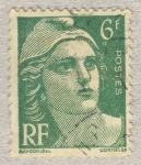 Sellos de Europa - Francia -  Marianne de Gandon