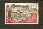 Stamps Thailand -  OFICINA  POSTAL  Y  TELEGRÁFICA