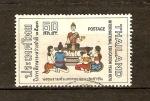 Stamps Thailand -  AÑO  INTERNACIONAL  DE  LA  EDUCACIÓN