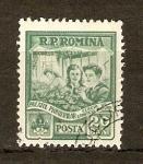 Sellos de Europa - Rumania -  JÓVENES  PIONEROS