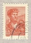 Stamps Europe - Russia -  soldador