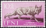 Stamps : Africa : Morocco :  Ifni **. Día del sello