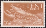 Stamps : Africa : Morocco :  Ifni **. Día del sello colonial