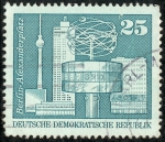Stamps : Europe : Germany :  DDR