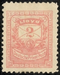 Stamps Europe - Germany -  Lloyd Privat-Post