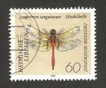 Sellos de Europa - Alemania -  1375 - libélula, sympetrum sanguineum
