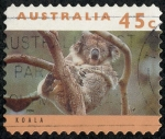 Stamps : Oceania : Australia :  Fauna
