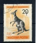 Stamps Hungary -  serie- zoológico de Budapest