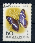 Stamps of the world : Hungary :  apatura ilia