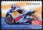 Stamps : Oceania : Australia :  Motos