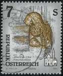 Sellos de Europa - Austria -  Iglesias