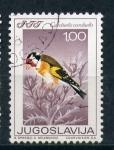 Stamps Yugoslavia -  jilguero