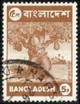 Stamps Asia - Bangladesh -  Arbol