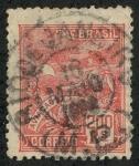 Stamps Brazil -  Aviación