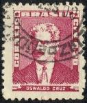 Sellos de America - Brasil -  Personajes