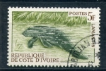 Stamps Europe - Ivory Coast -  Lamantin