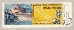 Stamps Yemen -  Mundial de Futbol de Italia 1934