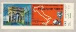 sellos de Asia - Yemen -  Mundial de Futbol de Francia 1938