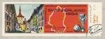 Stamps Yemen -  Mundial de Futbol de Suiza 1954