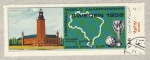 Stamps Asia - Yemen -  Mundial de Futbol de Suecia 1958