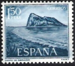 Stamps Spain -  Pro trabajadores españoles de Gibraltar.