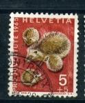 Stamps Switzerland -  pro-juventud