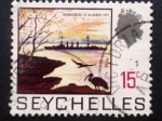 Stamps Africa - Seychelles -  KOENIGSBERG AT ALDABRA 1915