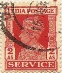 Sellos de Asia - India -  INDIA POSTAGE