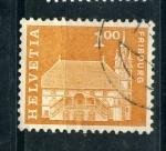 Sellos de Europa - Suiza -  friburgo