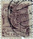 Stamps Spain -  Milenario de Castilla