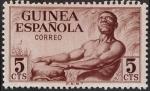 Stamps : Europe : Spain :  Guinea Española