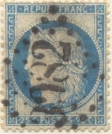 Stamps France -  Repub Franc