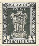 Stamps Asia - India -  INDIA