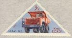 Sellos de Europa - Rusia -  camion
