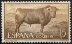 Sellos del Mundo : Europa : España : Toro