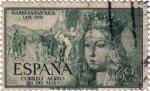 Sellos de Europa - España -  V centenario de Isabel la Catolica