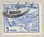 Stamps Asia - Pakistan -  rio