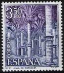 Sellos de Europa - España -  Serie Turística. Lonja de Zaragoza.