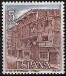 Sellos de Europa - España -  Serie Turística. El Portalón, Vitoria.