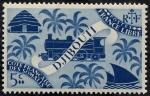 Stamps Africa - Djibouti -  Costa Somali francesa