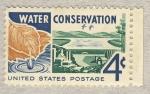 Sellos de America - Estados Unidos -  The Water Conservation Stamp