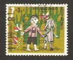 Sellos de Europa - Alemania -  cuento de hansel y gretel