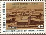 Sellos de America - Honduras -  ALDEAS  SOS