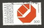 Sellos de Europa - Alemania -  centº de las camaras de practicas alemanas