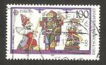 Sellos de Europa - Alemania -  1250 - Europa Cept, juegos infantiles