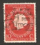 Stamps : America : Netherlands :  632 - Ratificación del estatuto del reino