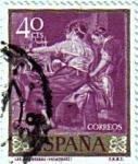 Sellos de Europa - España -  Velazquez