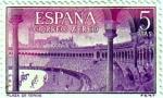 Stamps : Europe : Spain :  Fiesta nacional Tauromaquia